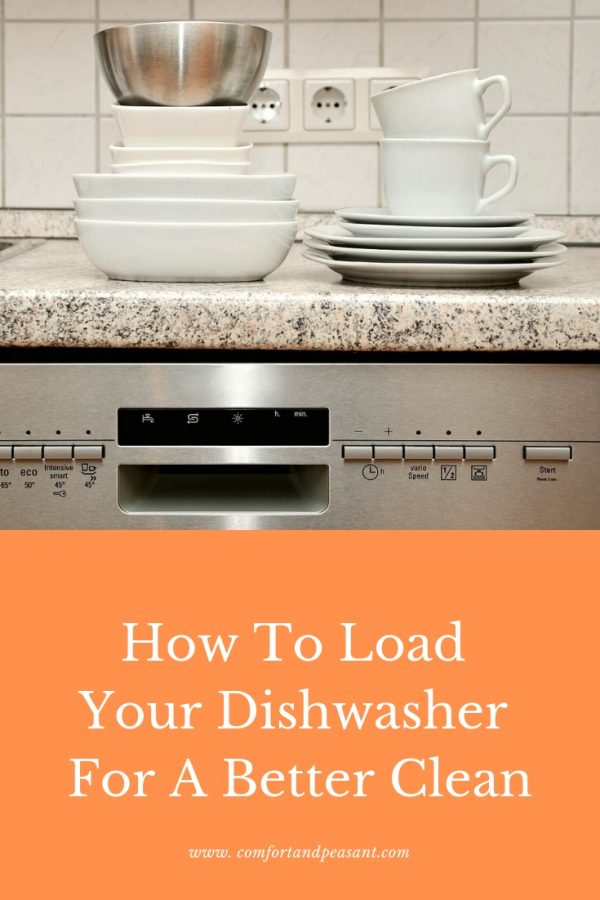 How To Load Your Dishwasher For A Better Clean Comfort Peasant